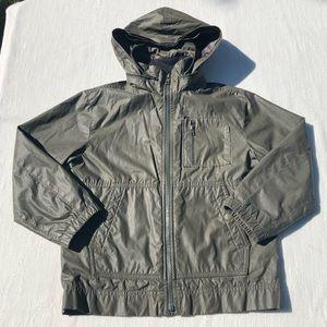 Gap Kids Hooded Rain Jacket Size S (6/7)